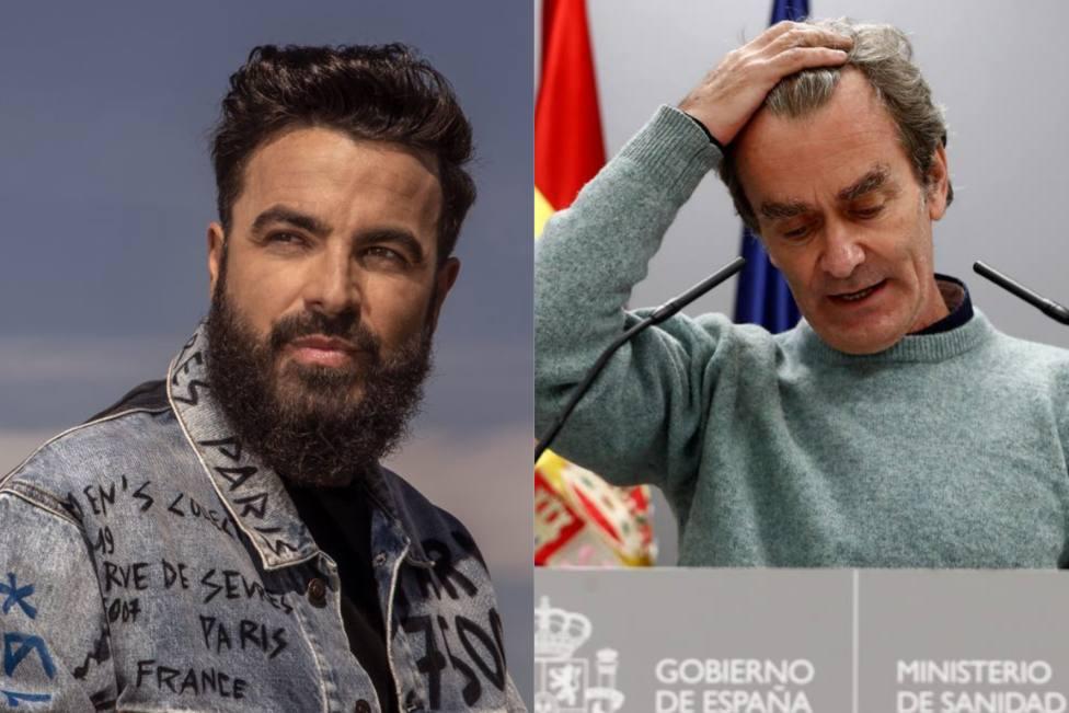 El cantante Huecco vuelve a cuestionar a Fernando Simón: ¿Dónde he escuchado eso antes?