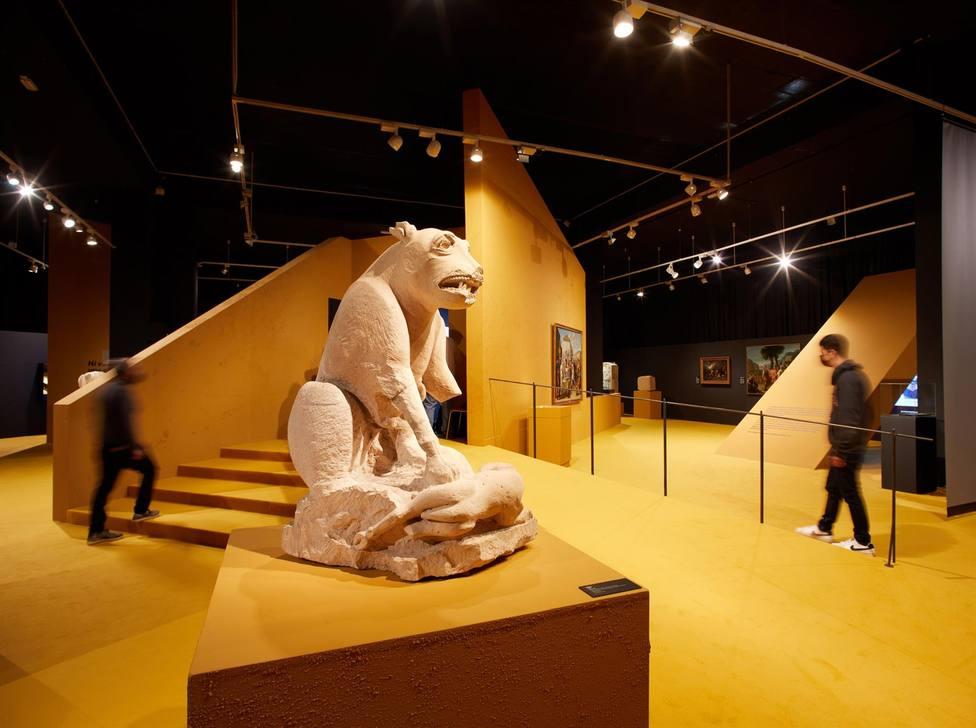 Museu dArqueologia de Catalunya en Barcelona - Pepo Segura - Archivo