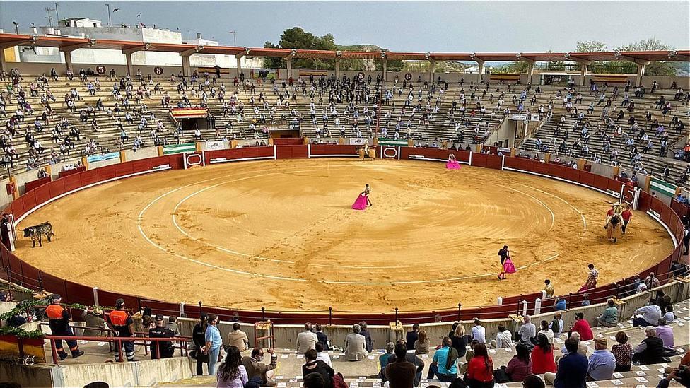 Plaza de toros de Morón de la Frontera (Sevilla)