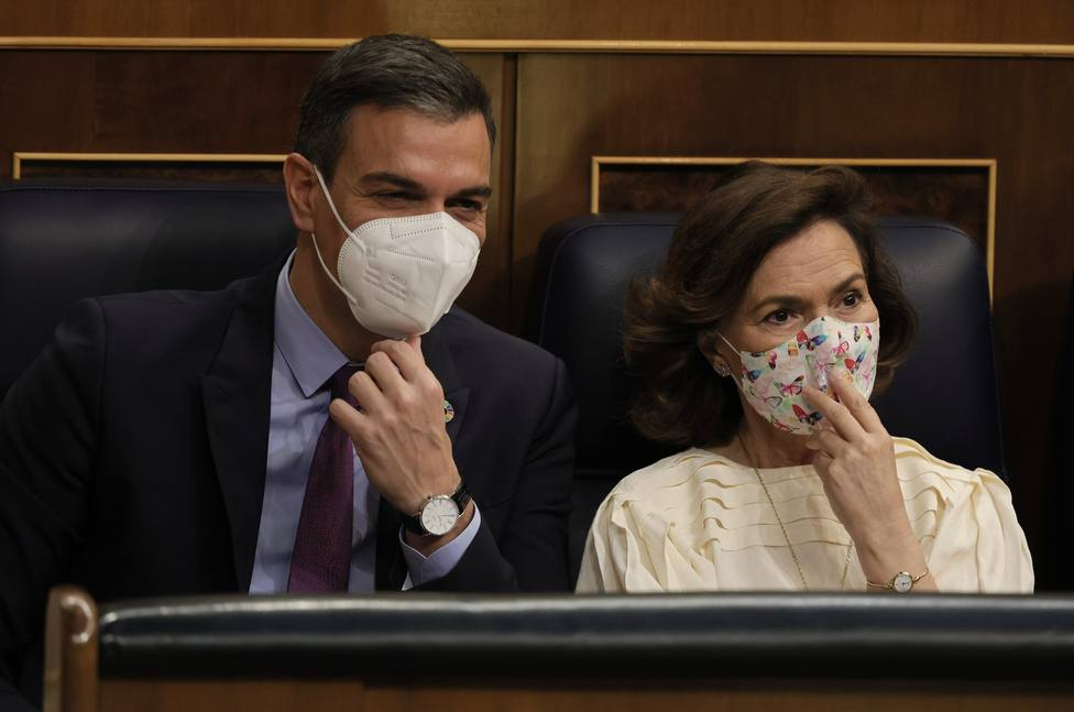 Subidón en el Gobierno: La foto de Colón 2 es oxígeno puro