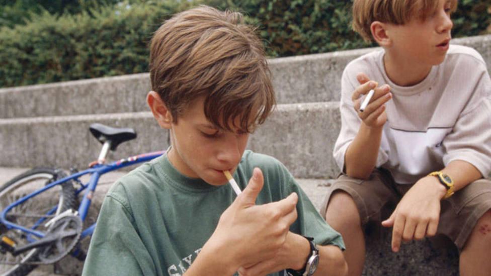 tabaco jóvenes