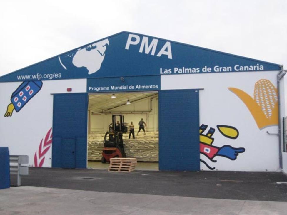 PROGRAMA MUNDIAL DE ALIMENTOS LAS PALMAS