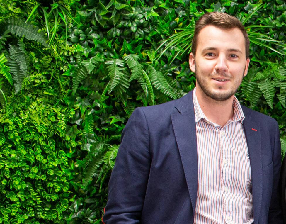 Carles Canet el Premio Nacional Joven Empresario 2021