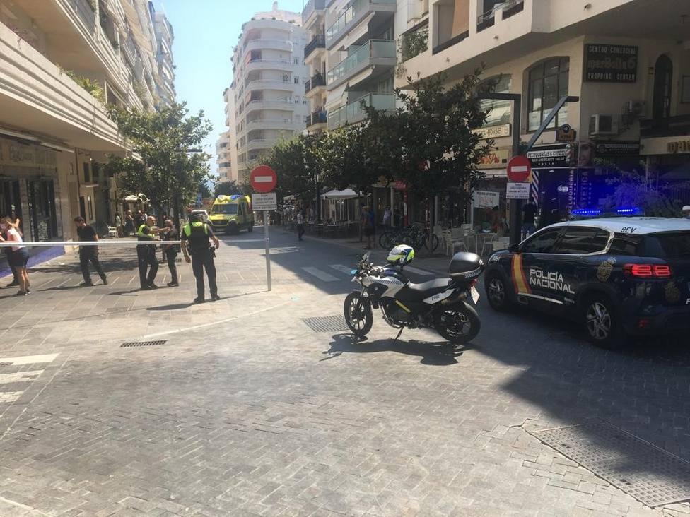 El juez da la libertad al autor del atropello de Marbella