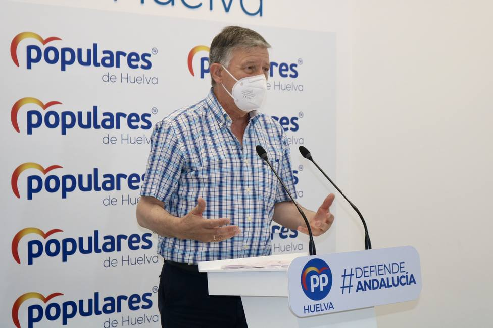 Carmelo Romero, diputado nacional del PP
