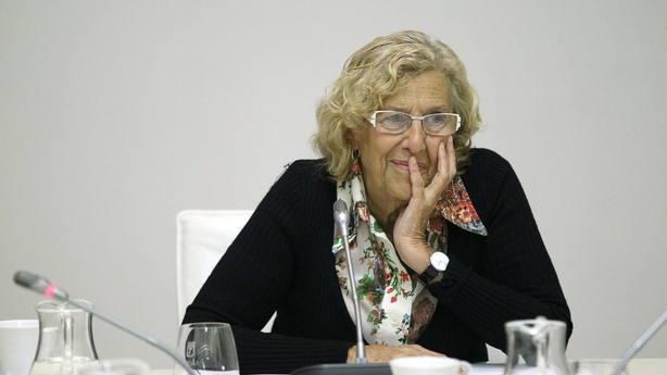 La espantá de Carmena durante los disturbios en Lavapiés