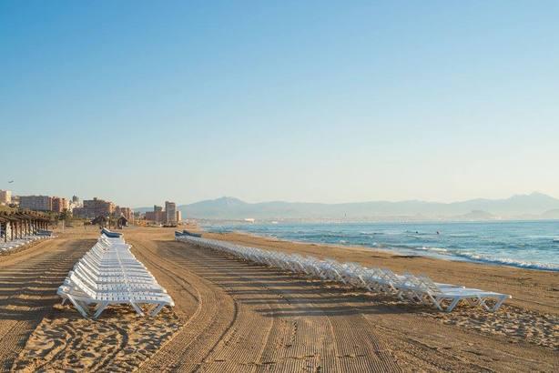 El litoral mediterráneo, uno de los destinos más solicitados para el puente de mayo