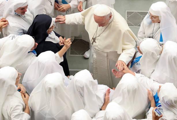 El Papa Francisco en imagen de archivo