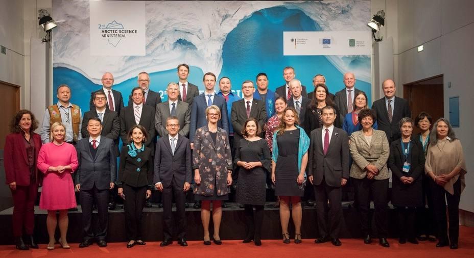 España participa en la II Ministerial de Ciencia en el Ártico para mejorar la cooperación internacional