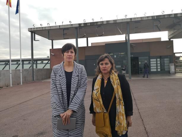 Pontón (BNG) tras reunirse con Junqueras: Defendemos una solución dialogada y absolución para los presos políticos