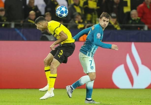 Previa del Atlético de Madrid - Borussia Dortmund
