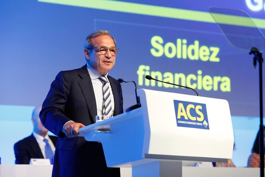 Hochtief (ACS) dispara un 33% su beneficio impulsado por la primera aportación de Abertis