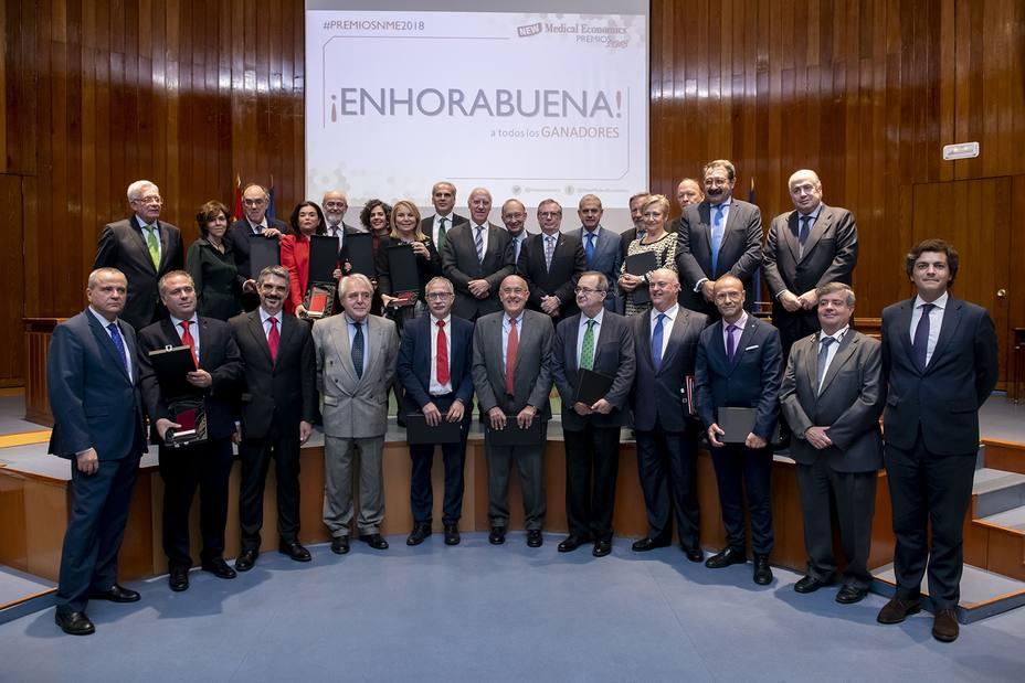 AMP.- H.Universitario de La Princesa, La Luz y el General de Villalba, reconocidos como los mejores hospitales