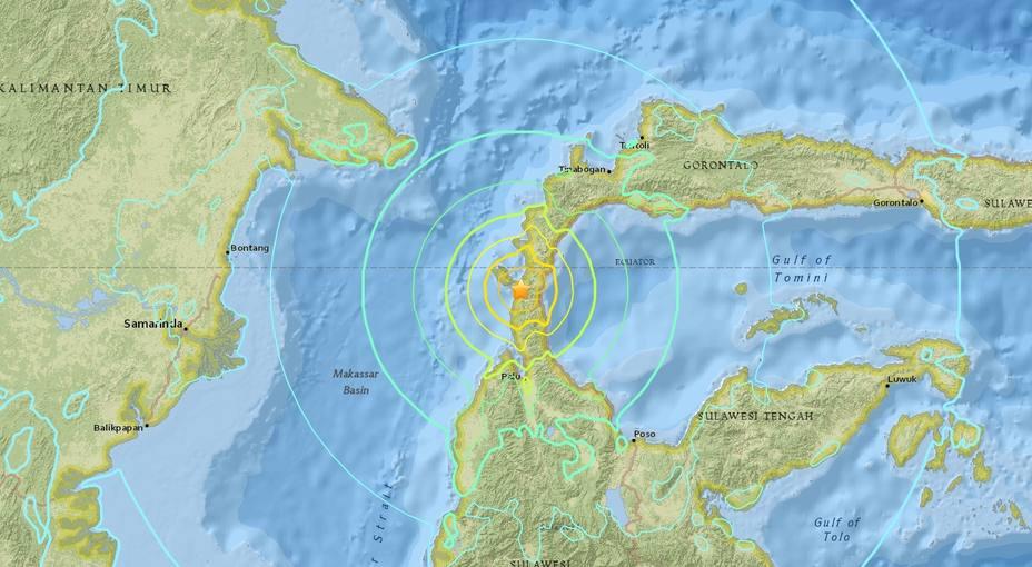El Gobierno destina 175.000 euros a Indonesia para ayudar a la población afectada por el terremoto de septiembre