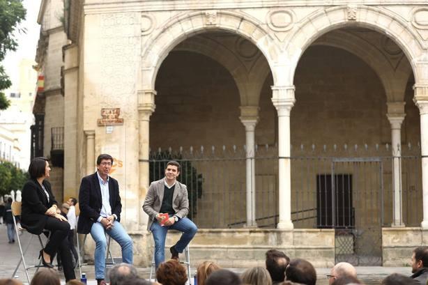 Marín (Cs) dice que, como gobierno, PSOE con Podemos van a meter la mano en el bolsillo de los andaluces