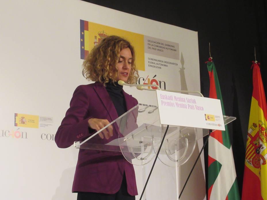 Batet rechaza que la Constitución sea antidemocrática y recuerda que permite que el lehendakari gobierne