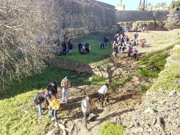 Atentado ecologista contra el Patrimonio