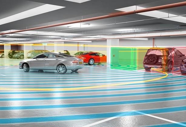 Continental lanza en Europa una nueva plataforma digital para el estacionamiento inteligente
