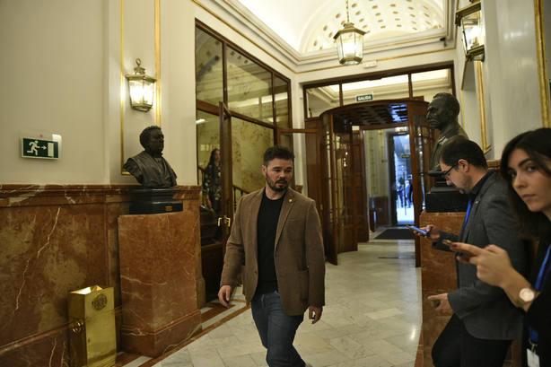 ERC rechaza unos PGE que incumplen el Estatut pero sigue sin aclarar si presentará enmienda de totalidad