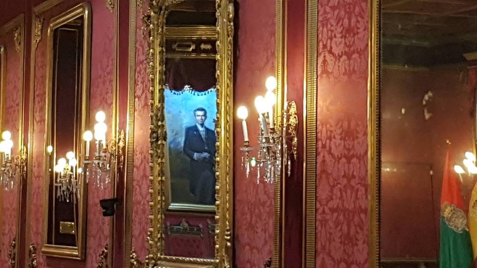 Salón de plenos Ayuntamiento de Granada