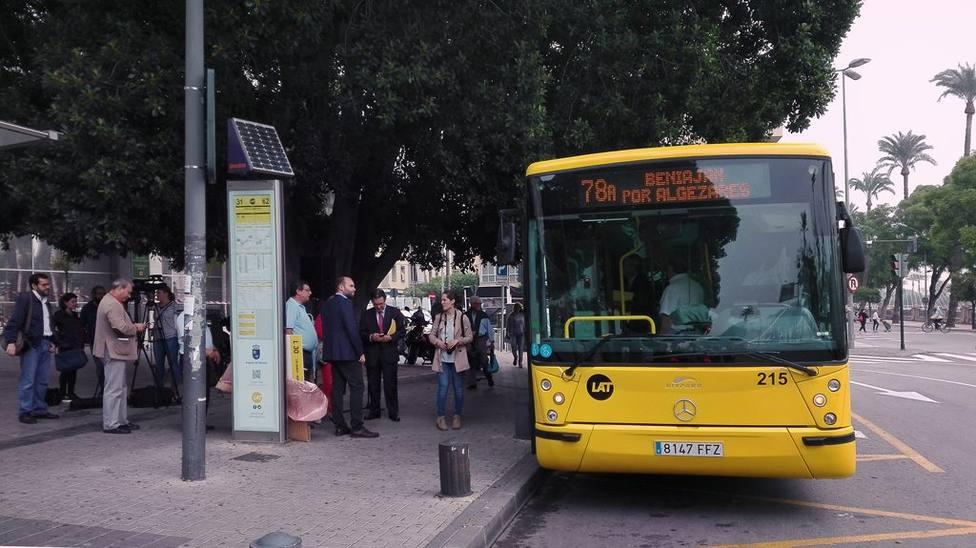 El Ayuntamiento destina más de 300.000 euros para mantener las líneas 30 y 78 de autobús