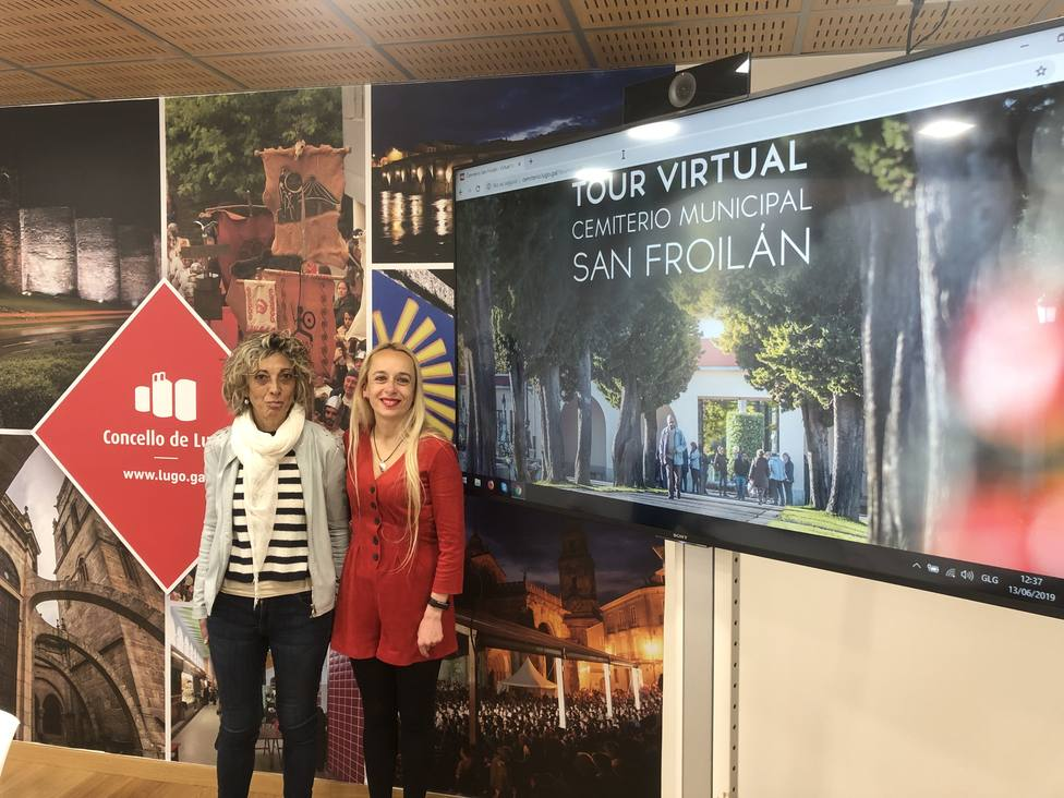 El Ayuntamiento de Lugo presenta un Tour Virtual por el Cementerio de San Froilán