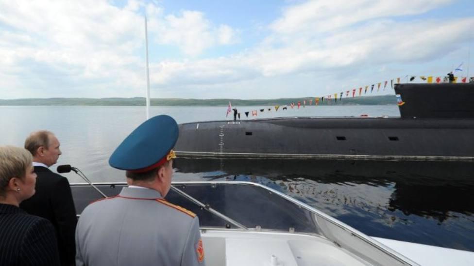 El Papa expresa sus condolencias por las 14 víctimas del submarino ruso