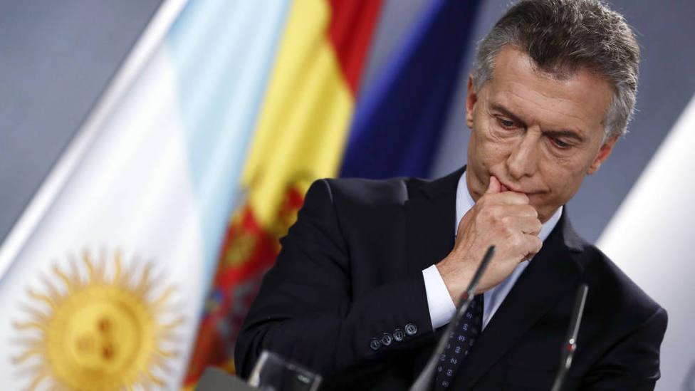 Macri anuncia su decisión de suprimir el IVA hasta finales de este año