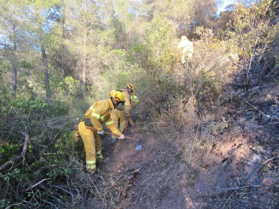 El fuego arrasa 57.697 hectáreas hasta el 11 de agosto de 2019, más del triple que hace un año