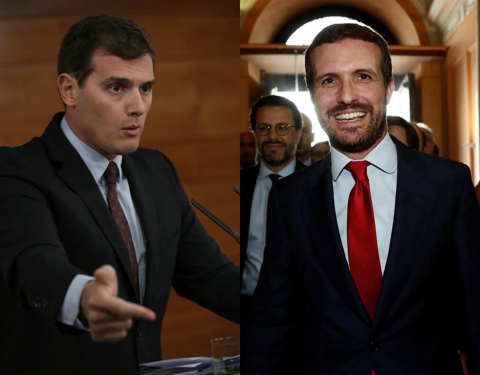 Ciudadanos abre la puerta a Euskadi Suma pero el PP le recuerda la foralidad y el concierto económico