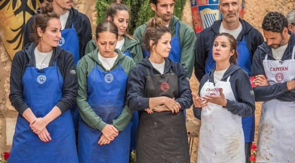 La aparición de una antigua concursante de Masterchef provoca las lágrimas de Ana Milán y Elena Furiase
