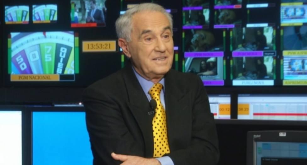 José María Carrascal, un periodista de corresponsalía al que la fama le llegó en su madurez