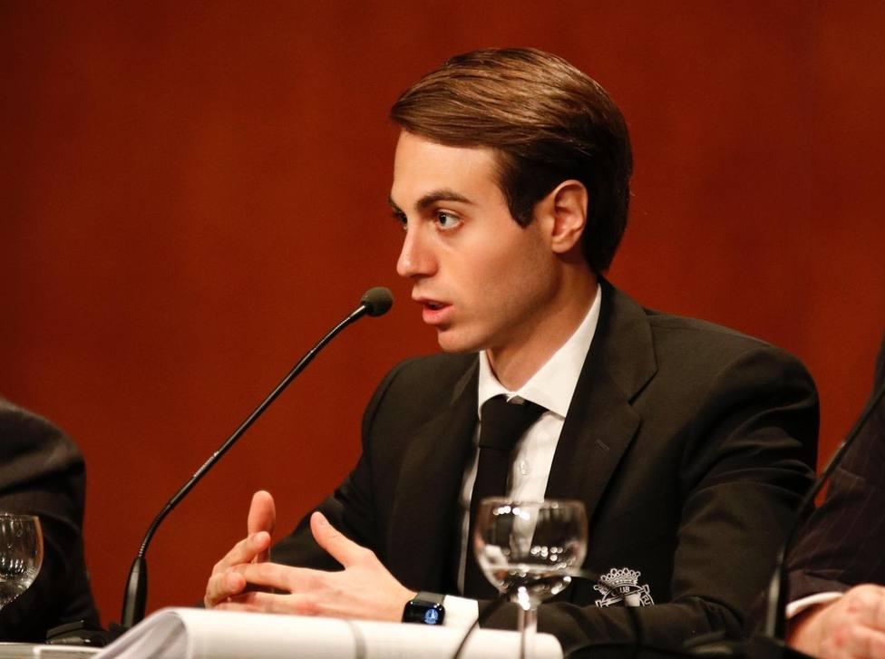 Franco Caselli se convierte en el presidente más joven del fútbol español en la actualidad