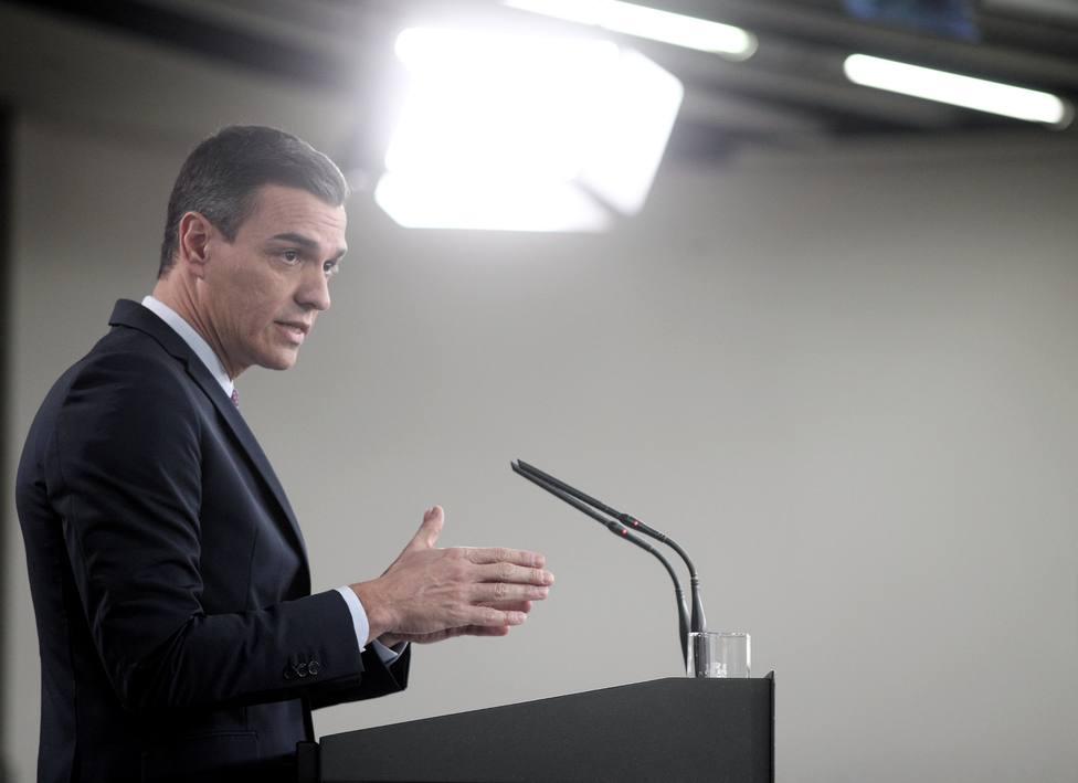 Sánchez promete hacer cumplir la ley ante la petición de ERC para que el Gobierno se retire de causas en curso