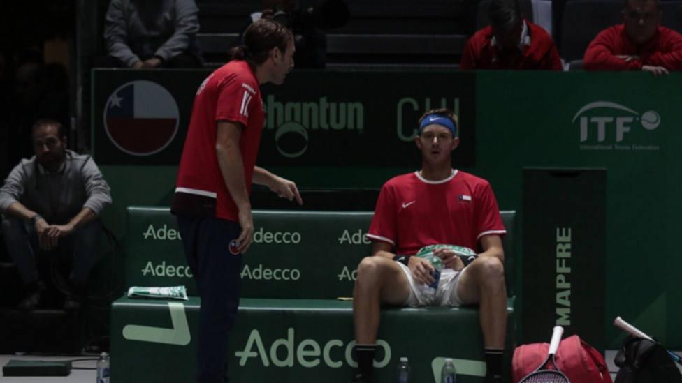 El tenista Nicolás Jarry, suspendido provisionalmente por dopaje
