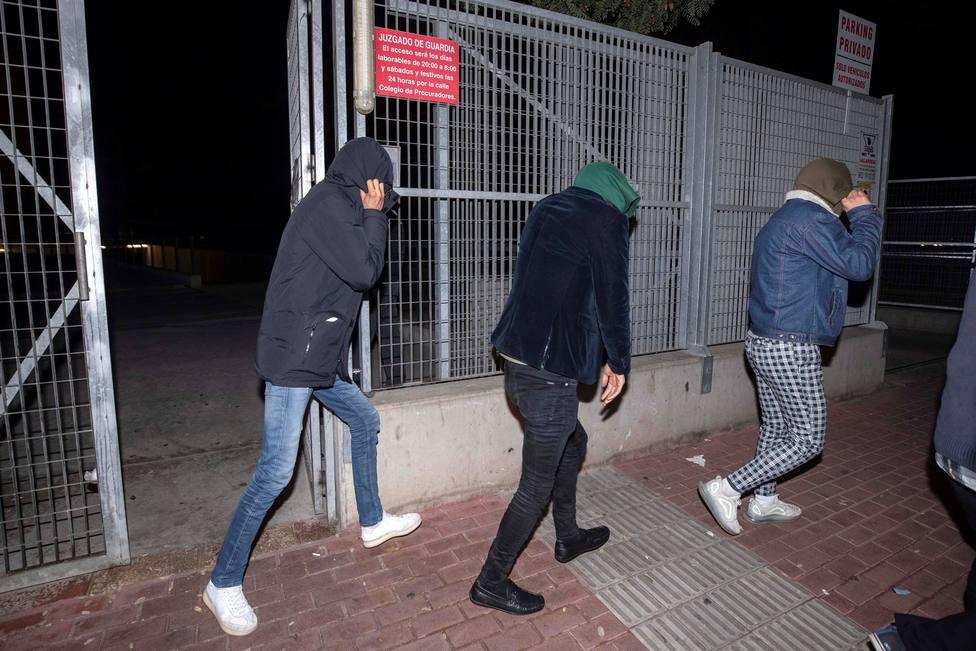 Las turistas que denunciaron una violación en Murcia podrían haber mentido para cobrar un seguro