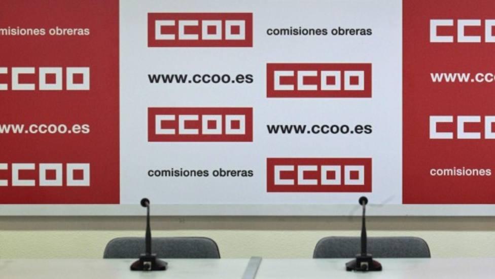 Imagen de Comisiones Obreras
