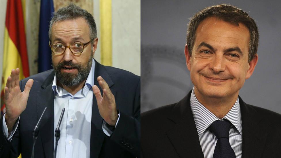 Girauta subtitula la respuesta de Zapatero a una pregunta que no fue capaz de contestar
