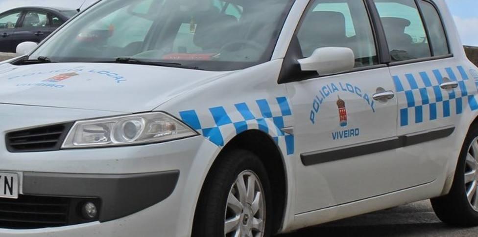 Coche de Policía Local (foto recurso)