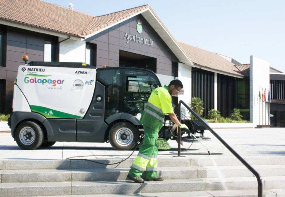 Convocada huelga indefinida en el servicio de limpieza viaria