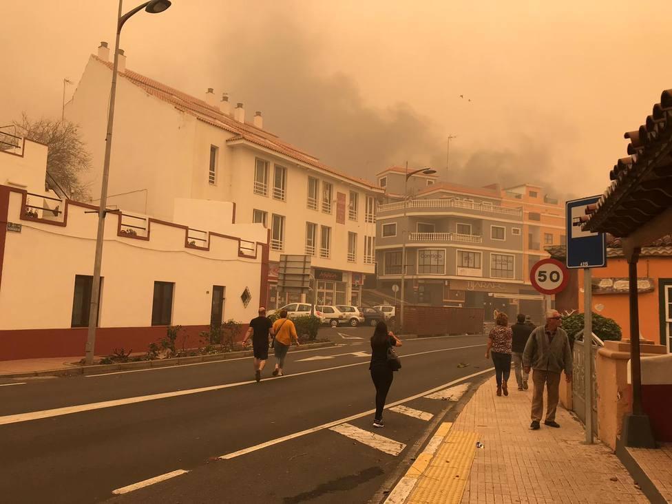 El incendio de Santa Úrsula fue por una imprudencia, según la investigación
