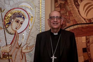 Omella considera que tener las iglesias abiertas es una medida de cierta esperanza