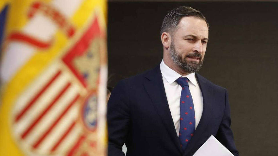Santiago Abascal se recupera del COVID-19 tras una semana de cuarentena