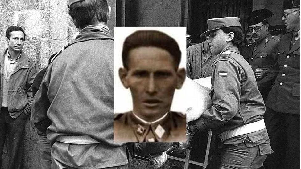 1975: La banda terrorista GRAPO perpetra su primer asesinato oficial en España, Casimiro Sánchez García