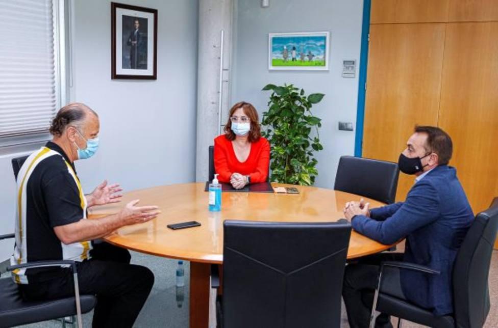 La CARM consensuará soluciones para prevenir contagios en la población en situación de riesgo o exlusión