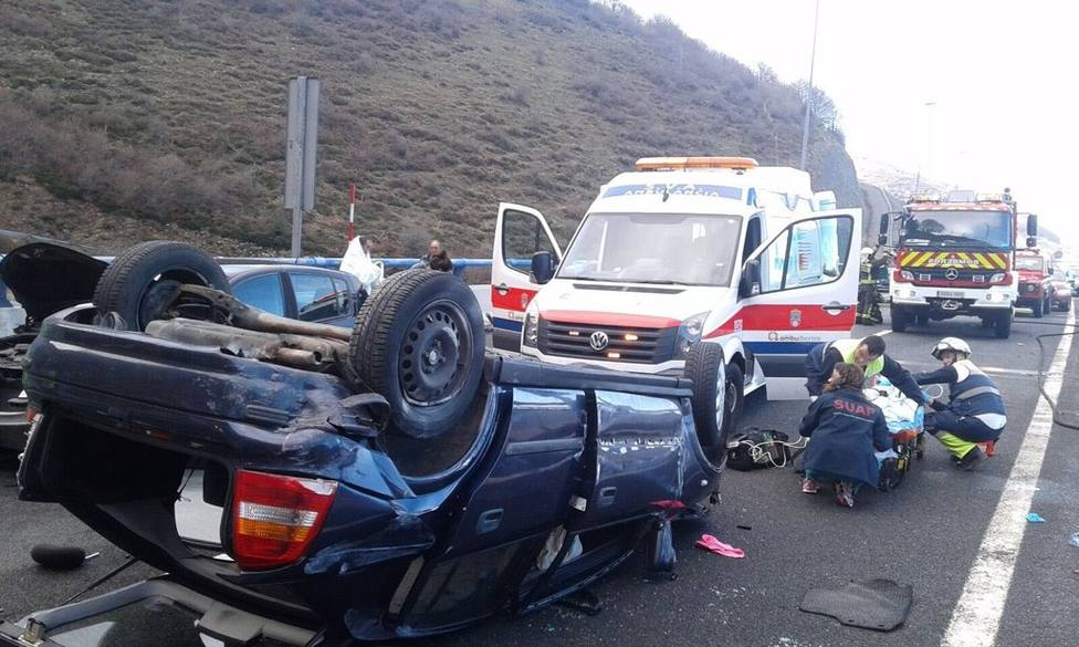 Foto Archivo Europa Press (Accidente de Tráfico)
