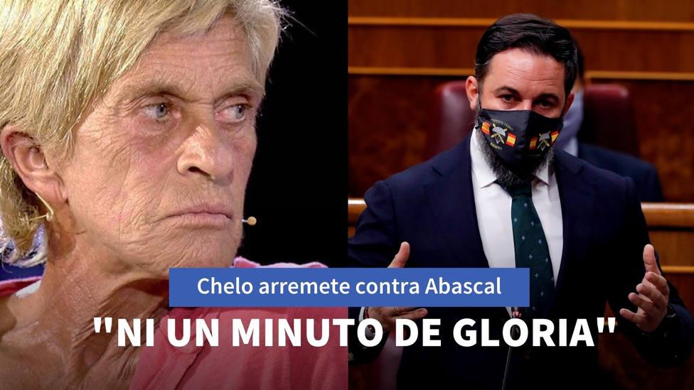 Chelo García Cortés no se corta a la hora de calificar a Abascal y revela a quién vota