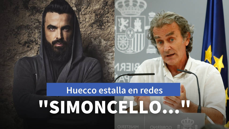 El duro correctivo del cantante Huecco tras la escapada de Fernando Simón a Mallorca: Simoncello...