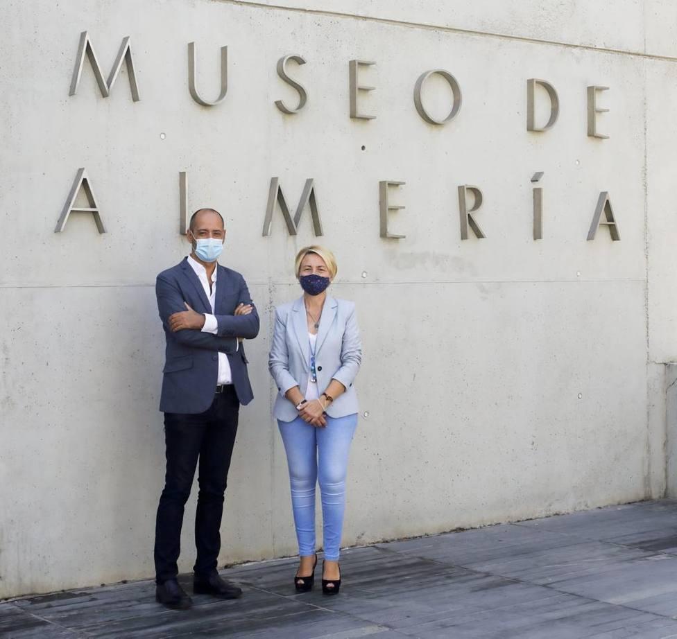 Carlos Javier Fernández, nuevo director del Museo Arqueológico de Almería