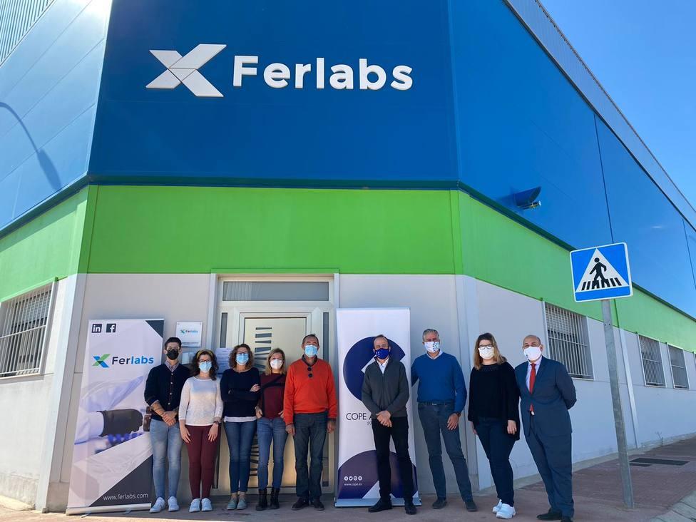 Dos equipos ganadores, Ferroice y COPE Albacete